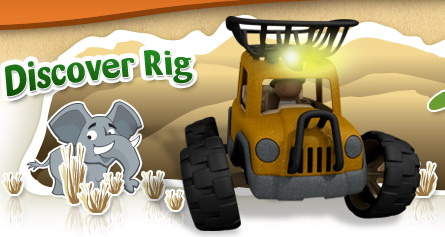 Discover Rig by Sprig Toys