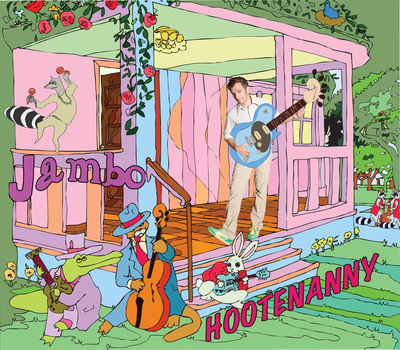 Hootenanny by Jambo