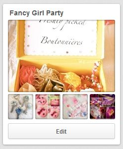 Fancy Girl Board on Pinterest