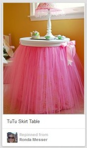 tutu-skirt-table