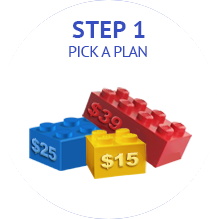 Pleygo-Pick-a-Plan