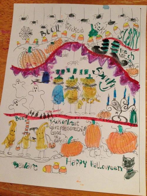 Sammi-halloween-doodle
