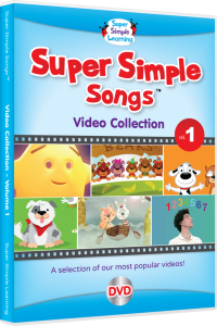 Super Simple Learning DVD