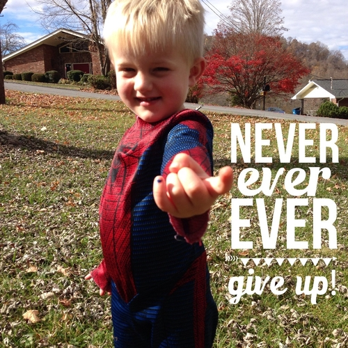 Learn how storytelling helps kids process frustration and return to play. becausebabiesgrowup.com #spiderman #storytelling