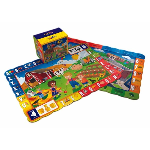Tibbars Find My ABCs and 123s from Simply Fun