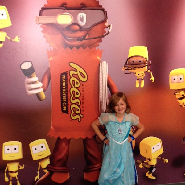 Hershey Chocolate World Great Chocolate Factory Mystery in 4D