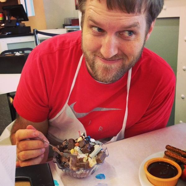 Hershey Chocolate World Dessert Creation Studio