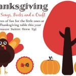 Thanksgiving Poems, Books, and a Craft