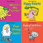 Four New Board Books by Jim Benton