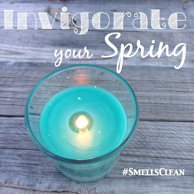 Invigorate your Spring with #SmellsClean